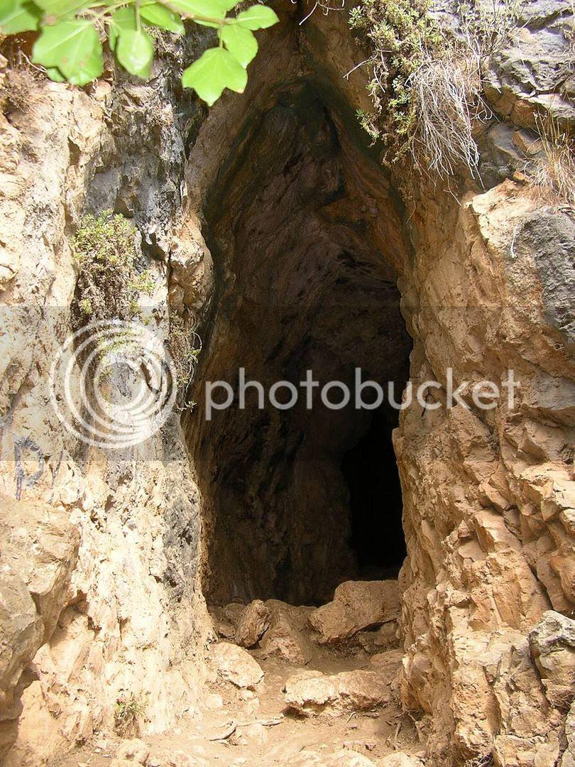 היציאה ממערת שרך