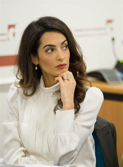 Why Some Women?Like Amal Clooney?Stop Wearing Their