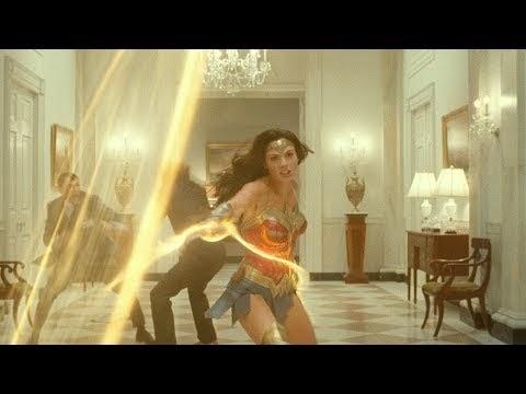 'Wonder Woman 1984' Trailer: Gal Gadot Blasts Back Into Action