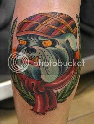 bulldog shuan nel