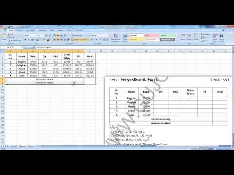 GSSSB Senior Clerk Sample Computer Test - 01 Paper Sets and Information
