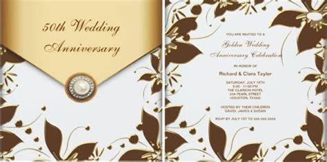 50th Wedding Anniversary Invitations ? Complete Guide