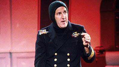 Russ Abbot as Basildon Bond