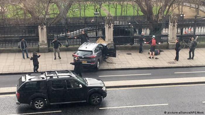 London Anschlag (picture-alliance/AP/J.West)