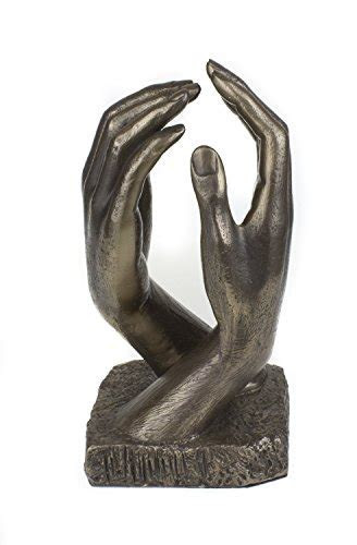 Cold Cast Bronze Hands Romantic Sculpture Inspired by THE