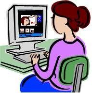 clipart pour illustrer le concept #NSFW pour MS 2003 on croit reconnaitre youporn