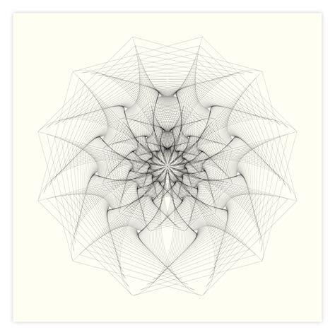 geometric drawings grasshoppermind