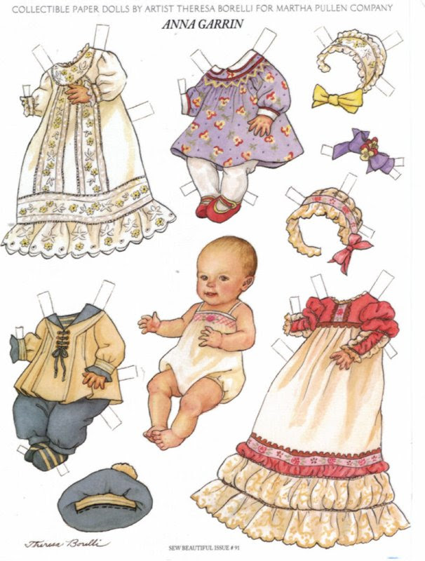 free printable baby paper dolls_30295