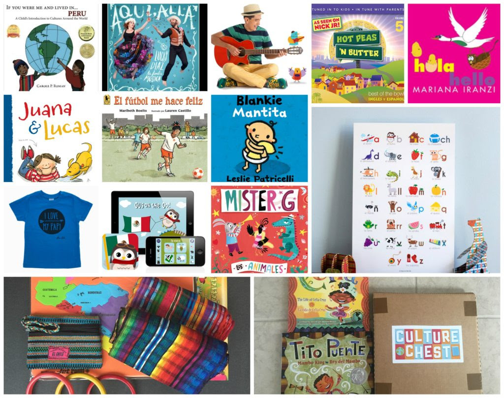 2nd Prize | Multicultural Kid Blogs Hispanic Heritage Month Giveaway