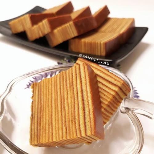 trend terbaru roti lapis alexandra gardea Resepi Puding Roti Kukus Sedap Enak dan Mudah