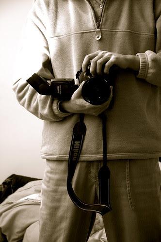 With a Camera, I Play