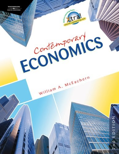 Contemporary Economics, 2nd Edition