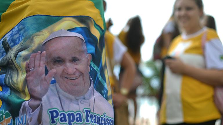 Primer viaje del papa a América Latina