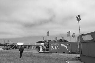 America's Cup - Booths