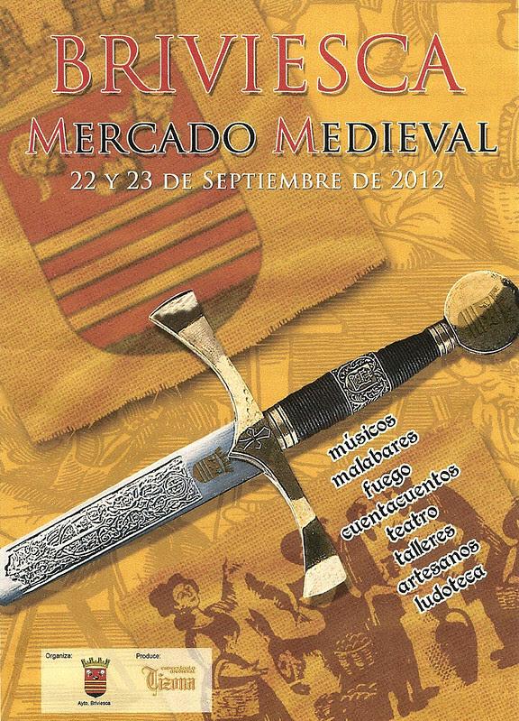 Cartel Mercado Medieval