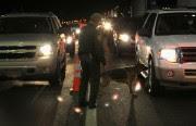 Arizona National Guard and U.S. Border Patrol Monitor Vast Border With Mexico