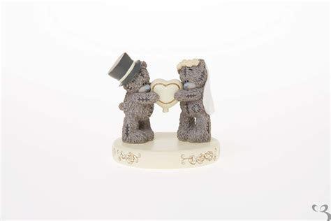 Me to You Wedding Cake Topper   threelittlebears.co.uk