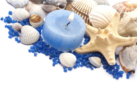 beach wedding centerpieces do not have to be expensive