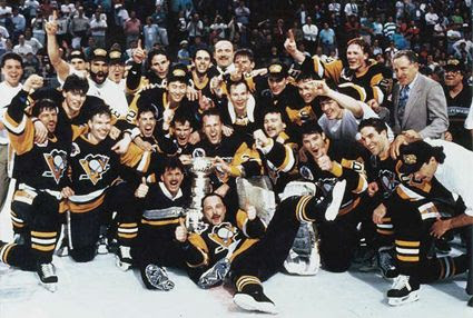 1990-91 Pittsburgh Penguins
