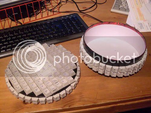 Keyboard box