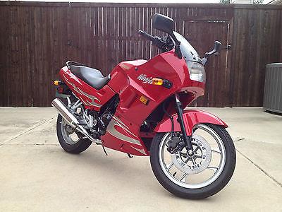 2007 Kawasaki Ninja 250 Motorcycles For Sale