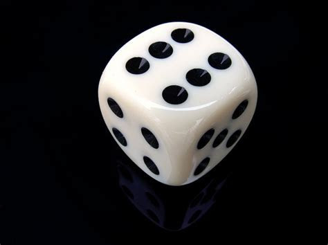 Free photo: Cube, Six, Gambling, Play   Free Image on