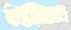 Istanbul trên bản đồ Thổ Nhĩ Kỳ