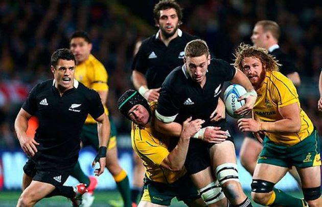 Rugby | Los All Blacks vencieron a Australia y son bicampeones