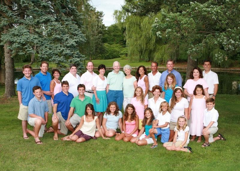 Family Portrait Photography On Cape Cod