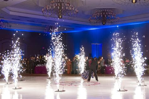 Weddings   Illumination Fireworks