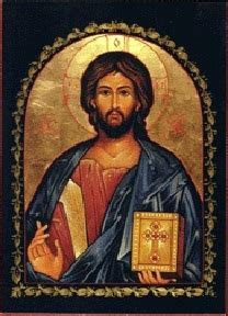 Christ the Teacher, large icon (Isham)   Ancient Faith Store