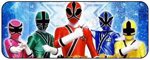 Band Adquire Power Rangers: Samurai