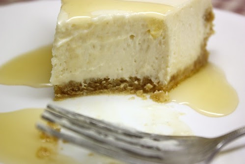 honey yogurt cheesecake