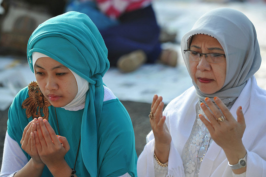 Indonesian Muslim women engage with feminism  SBS Life