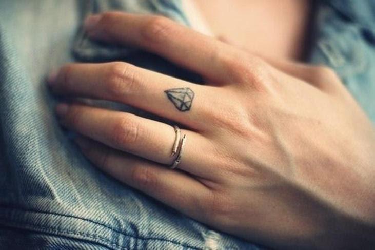 Tatuajes En Los Dedos Las Ideas Más Chic Fotos Mujeralia