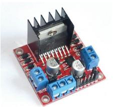 stepper motor controller module