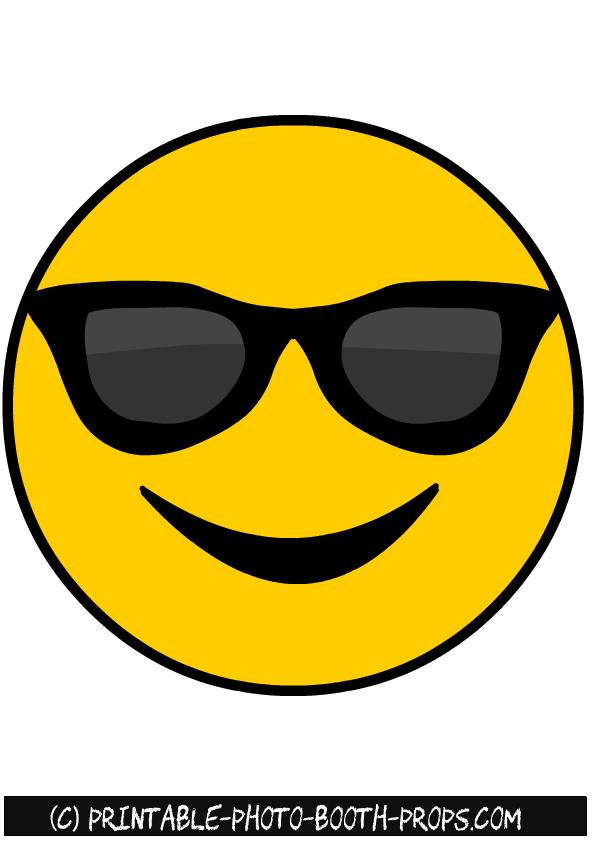 cool emoji prop
