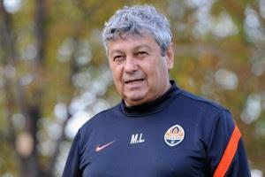 Мирча Луческу готовится к игре с Динамо
