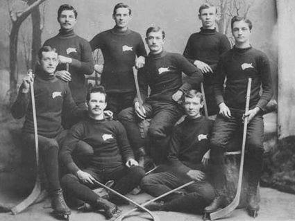 1896 Winnipeg Victorias team, 1896 Winnipeg Victorias team