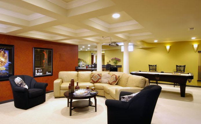 House Decorating Ideas | Basement Decorating Ideas