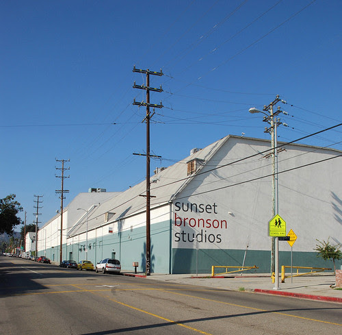 Site of Former Warner Bros West Coast Studios