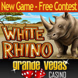 White Rhino Slot at online casino Pays One of its First Players over $110K
