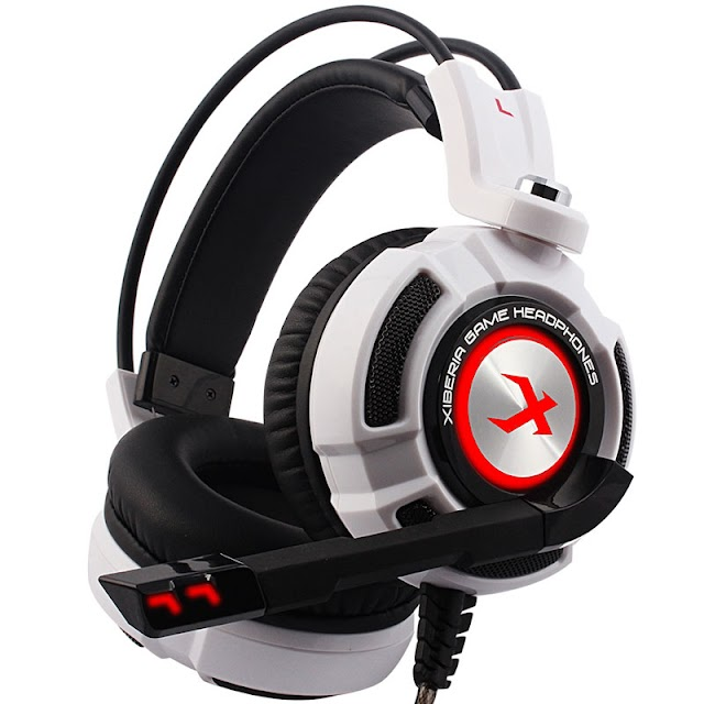 Kopen Goedkoop Gaming Hoofdtelefoon 7.1 Sound Trillingen Over ear Headset Oortelefoon USB Met Microfoon Bass Stereo Laptop Computer Merk Xiberia K3 Online