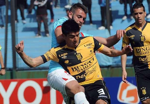 Olimpo perdió la última fecha frente a Arsenal, en Sarandí, con público visitante.