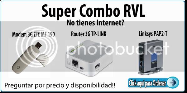 Descargar Tarifas RVL para Cabinas Ruta Blanca CLI