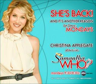 Samantha Who on ABC