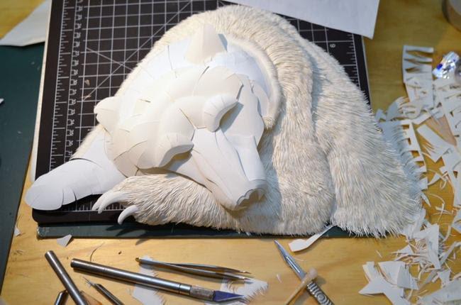 Escultura-Papel-4