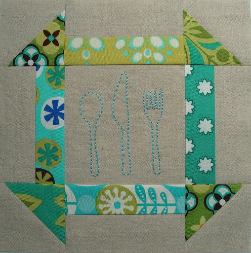 Place Setting by Poppyprint