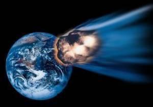 Simulacion asteroide