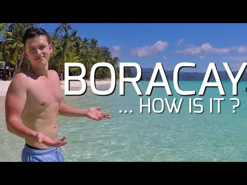 Travel Guide Videos 2019: Boracay, Philippines